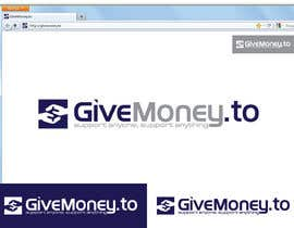 #238 untuk Design a Logo for Givemoney.to oleh winarto2012