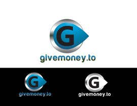 #55 para Design a Logo for Givemoney.to por andrewdigger