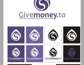 #289 para Design a Logo for Givemoney.to por indraDhe