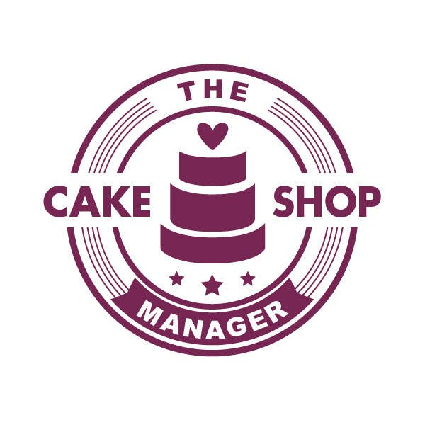 Contest Entry #                                        17                                      for                                         Design a Logo for Cake Shop Manager