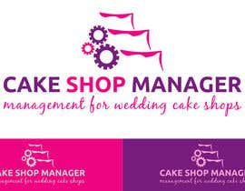 #12 cho Design a Logo for Cake Shop Manager bởi cbarberiu