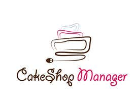 #25 cho Design a Logo for Cake Shop Manager bởi Pedro1973