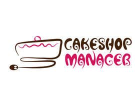 #26 cho Design a Logo for Cake Shop Manager bởi Pedro1973