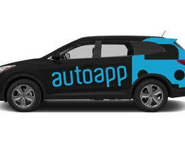 #127 untuk Develop a Corporate Identity for autoapp.do oleh reyki