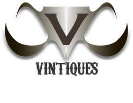 #99 for Design a Logo for vintiques af DannicStudio