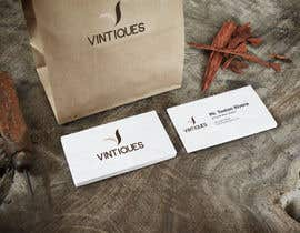 #105 for Design a Logo for vintiques af codigoccafe