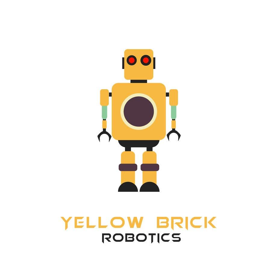Inscrição nº                                         48                                      do Concurso para                                         Lego Robotics Business Logo Design Competition