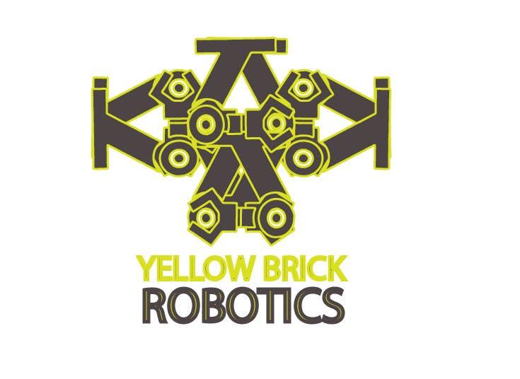Inscrição nº                                         77                                      do Concurso para                                         Lego Robotics Business Logo Design Competition