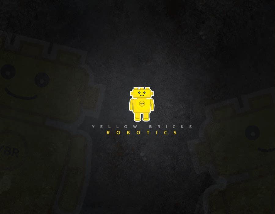 Inscrição nº                                         46                                      do Concurso para                                         Lego Robotics Business Logo Design Competition