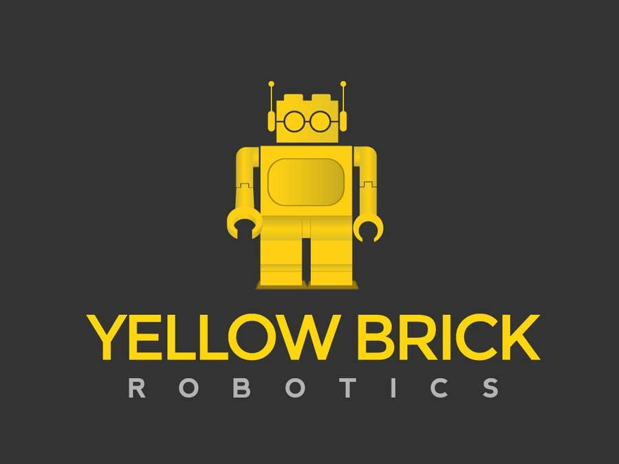 Inscrição nº                                         60                                      do Concurso para                                         Lego Robotics Business Logo Design Competition