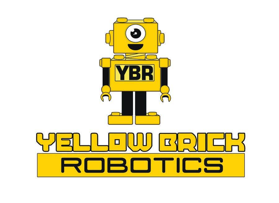 Inscrição nº                                         84                                      do Concurso para                                         Lego Robotics Business Logo Design Competition