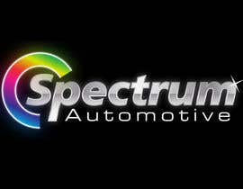 #38 para Design a Logo for Spectrum Automotive por logoflair