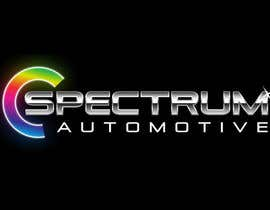 #43 for Design a Logo for Spectrum Automotive by logoflair