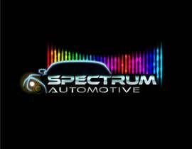 #142 para Design a Logo for Spectrum Automotive por wilpx2