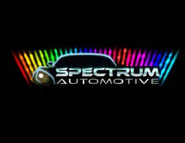 #144 untuk Design a Logo for Spectrum Automotive oleh wilpx2