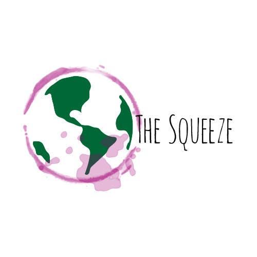 Penyertaan Peraduan #8 untuk Design a Logo for The Squeeze (wine & travel brand)