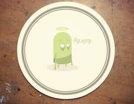 juanchi7 tarafından Create a main character and illustrate beverage coasters için no 7