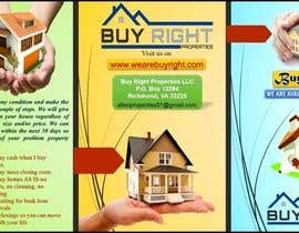 #6 untuk Design a Brochure for real estate investment company oleh classicwebsol