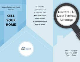#9 untuk Design a Brochure for real estate investment company oleh asselnor