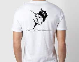 #112 cho Design a cool fishing shirt for my company Catch the Fever bởi sosopo