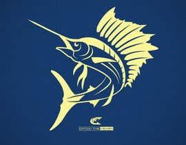 #107 untuk Design a cool fishing shirt for my company Catch the Fever oleh crayonscrayola