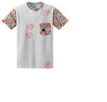 Penyertaan Peraduan #1 untuk Abstract Design for T-Shirt