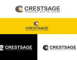 #58 untuk Design a Logo for New Business CRESTSAGE oleh zaxsol