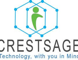 #41 untuk Design a Logo for New Business CRESTSAGE oleh webconfigure