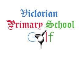 #76 for Victorian Primary Schools Golf Event - Logo Design af PSKR27