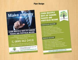 #16 untuk Design a Flyer and Banner for Cash Creation Systems oleh dinesh0805