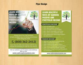#22 untuk Design a Flyer and Banner for Cash Creation Systems oleh dinesh0805