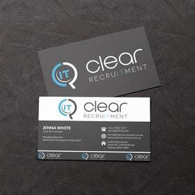 rzr9 tarafından Recruitment Firm Business Card için no 22