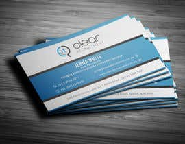 #33 para Recruitment Firm Business Card por Fgny85
