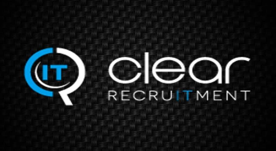 Penyertaan Peraduan #8 untuk Recruitment Firm Business Card