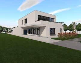 #16 for Modern House Facade by maro1978