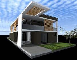 #19 cho Modern House Facade bởi cveki
