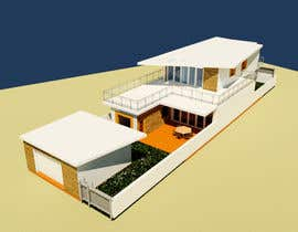 #28 for Modern House Facade by krishancool