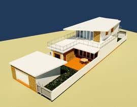 #28 for Modern House Facade af krishancool