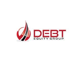 Nro 209 kilpailuun Design a Logo for 'DEBT EQUITY GROUP' käyttäjältä alyymomin