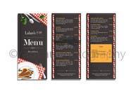 Graphic Design Kilpailutyö #2 kilpailuun Design a Brochure for Cafe Menu