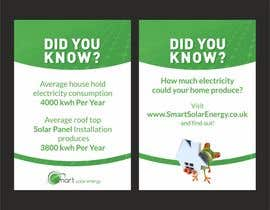 #16 for Design a Flyer for solar company af mohitjaved