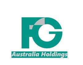 #3 untuk 设计徽标 for FG AUSTRALIA HOLDINGS PTY LTD oleh simplicityshop