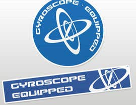 #17 untuk I need some Graphic Design for gyroscope logo oleh luisdcarbia