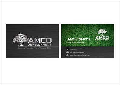 #148 for Design a Logo & Business card for Construction Company by anamiruna