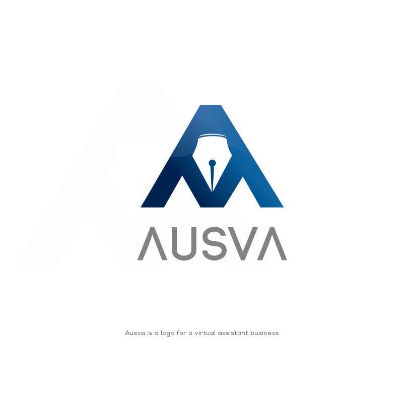 Penyertaan Peraduan #37 untuk Design a Logo for a virtual assistant business
