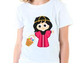 #12 untuk Design a T-Shirt for for small girl -- 3 oleh mayoo7a