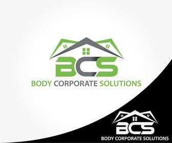 #98 untuk Design a Logo for company Body Corporate Solutions oleh alikarovaliya