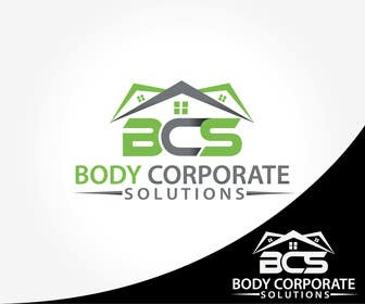 #100 untuk Design a Logo for company Body Corporate Solutions oleh alikarovaliya