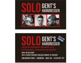 Banj0 tarafından Design some Business Cards for Solo hairdresser ( exact replica) asap için no 6