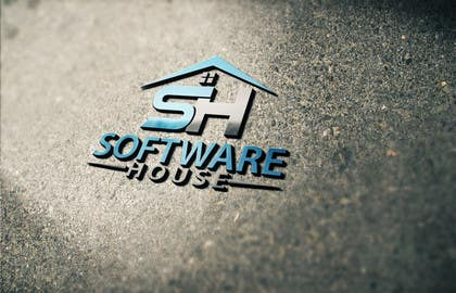 "#33 untuk Design a Logo for ""Software House Est."" oleh alikarovaliya"